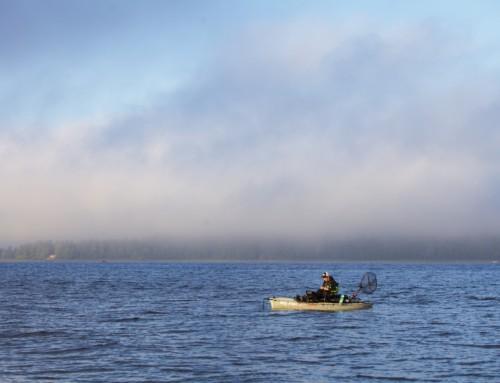 EM i Kajakfiske 10-11 sept i MJÖRN