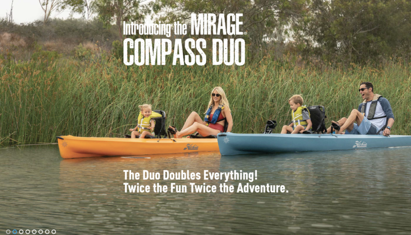Hobie Compass DUO