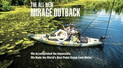 Hobie Outback 2019 - fiskekajak